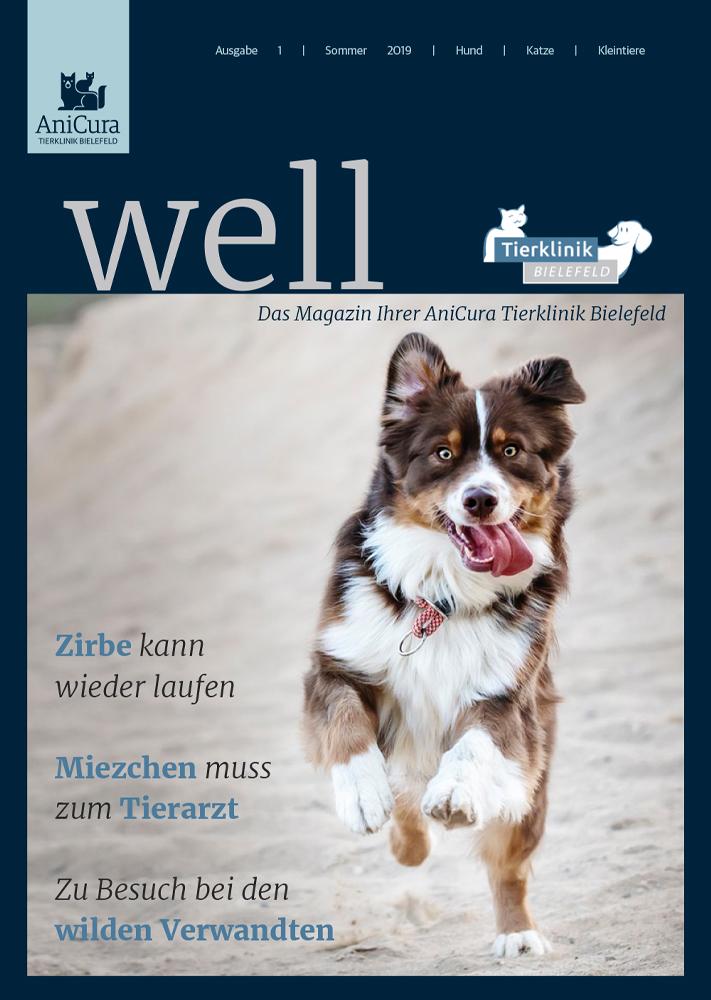 Tierklinik Bielefeld Magazin Ausgabe 1
