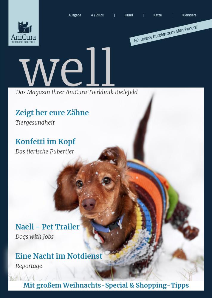 Tierklinik Bielefeld Magazin Ausgabe 2