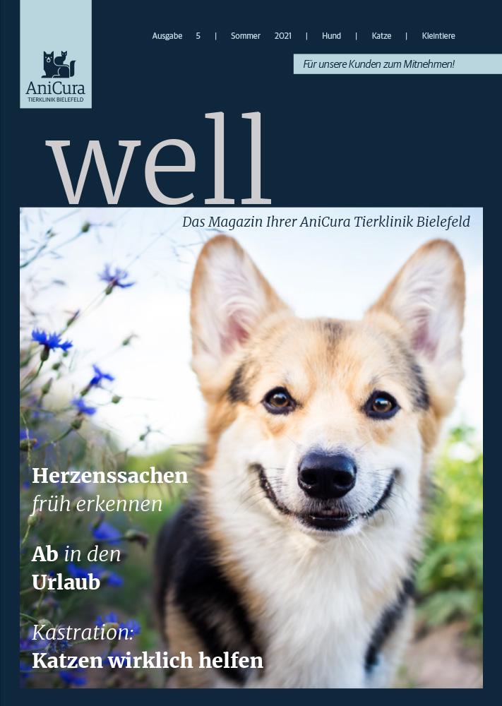 Tierklinik Bielefeld Magazin Ausgabe 5